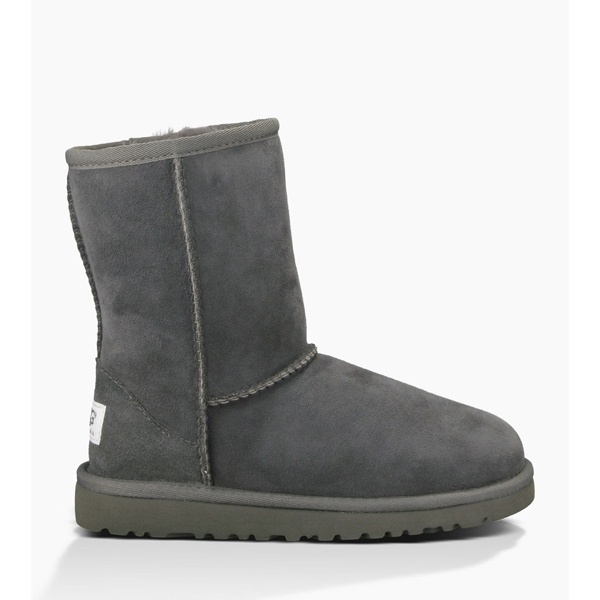 CHEAP UGG YOUTH CLASSIC GREY ONLINE