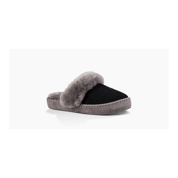 CHEAP UGG KIDS' OAKEN BLACK ONLINE