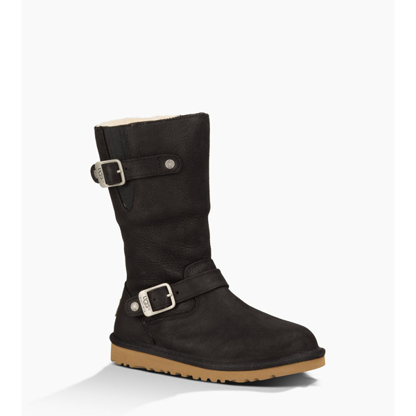 CHEAP UGG KIDS' KENSINGTON BLACK ONLINE