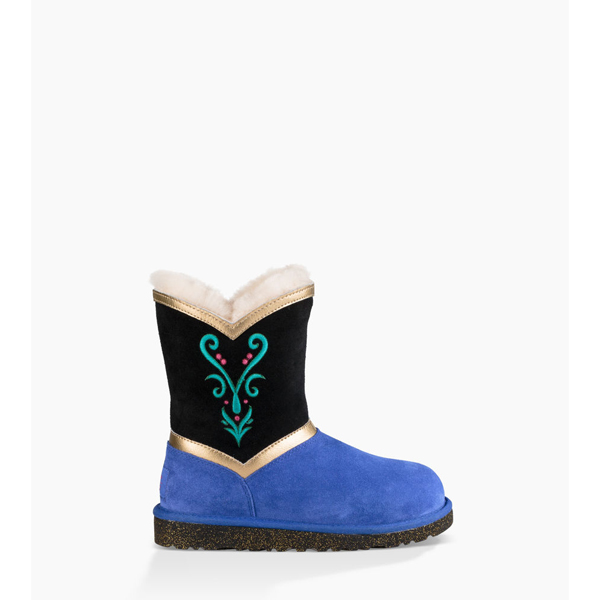 CHEAP UGG KIDS' ANNA CORONATION CORONATION BLUE ONLINE