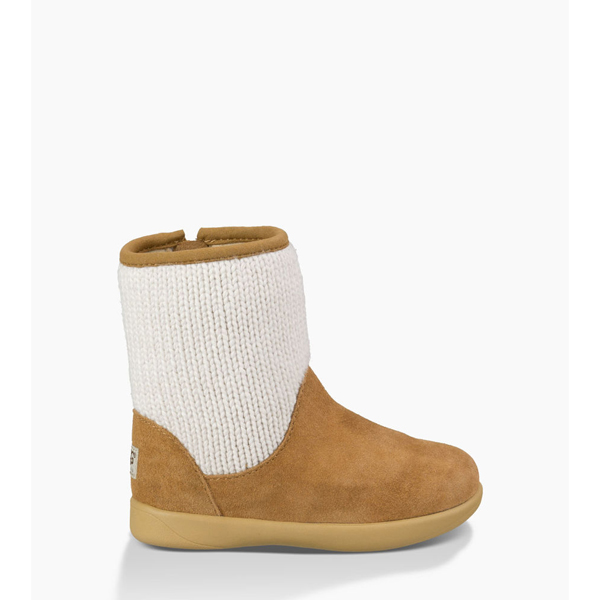 CHEAP UGG TODDLER'S DOVE CHESTNUT ONLINE