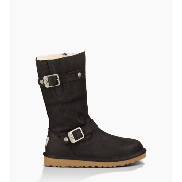 CHEAP UGG TODDLER'S KENSINGTON BLACK ONLINE