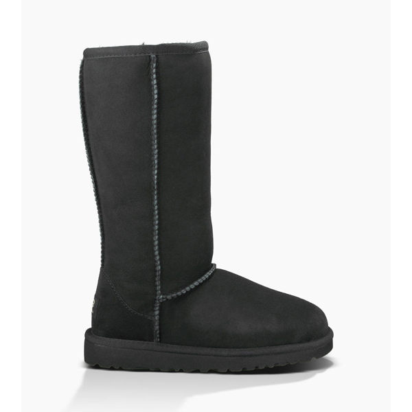 CHEAP UGG YOUTH CLASSIC TALL BLACK ONLINE