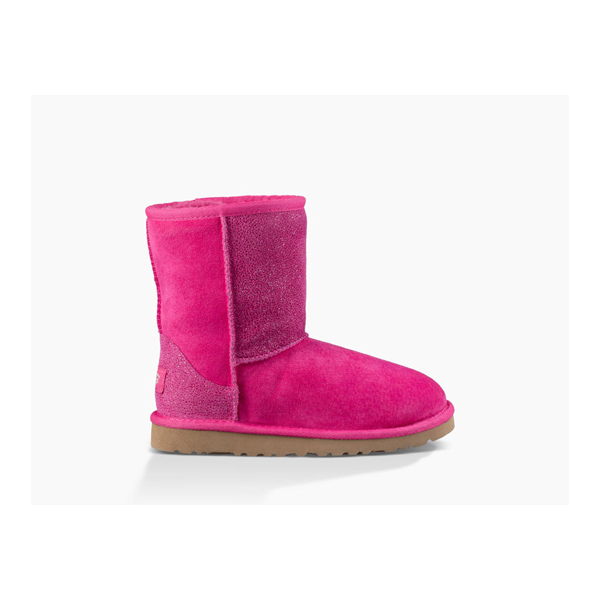 CHEAP UGG YOUTH CLASSIC SHORT SEREIN DIVA PINK ONLINE