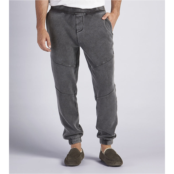CHEAP UGG MEN'S BRADI WASHED JOGGER PANTS  BLACK ONLINE