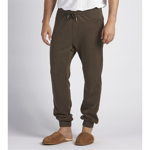 CHEAP UGG MEN'S RYAN JOGGER PANTS STOUT HEATHER ONLINE