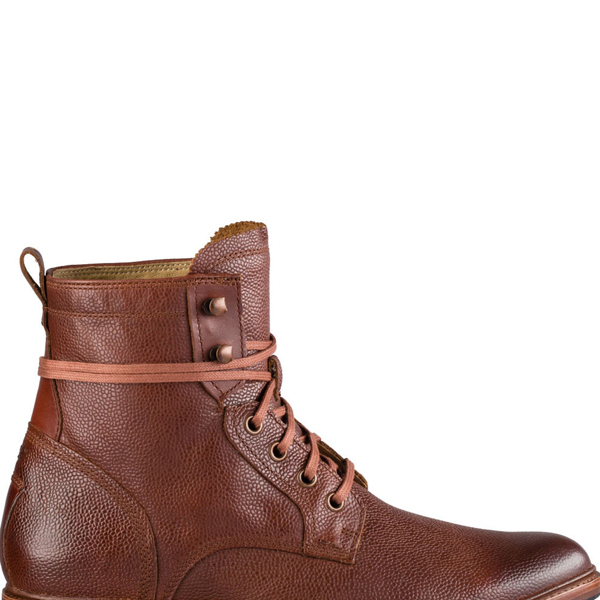CHEAP UGG MEN'S SELWOOD SCOTCH GRAIN COGNAC ONLINE