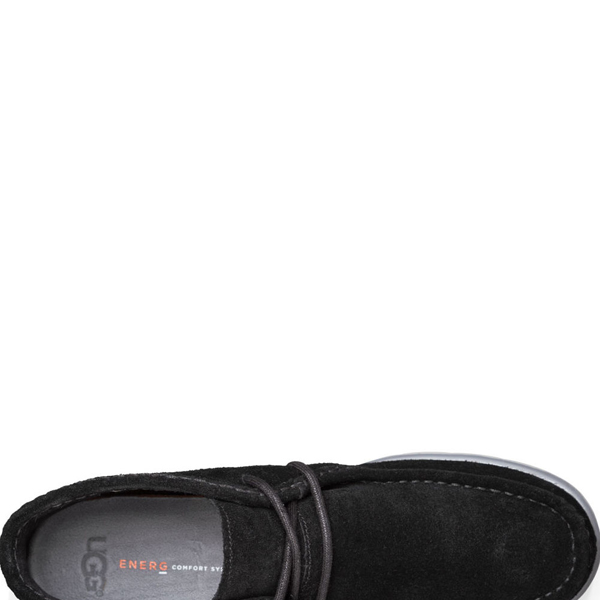 CHEAP UGG MEN\'S HENDRICKSON SUEDE BLACK ONLINE