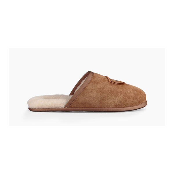 CHEAP UGG MEN'S SCUFF NOBLE CHESTNUT ONLINE