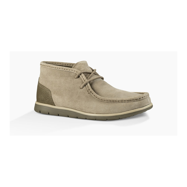 CHEAP UGG MEN'S HENDRICKSON SUEDE DARK FAWN ONLINE