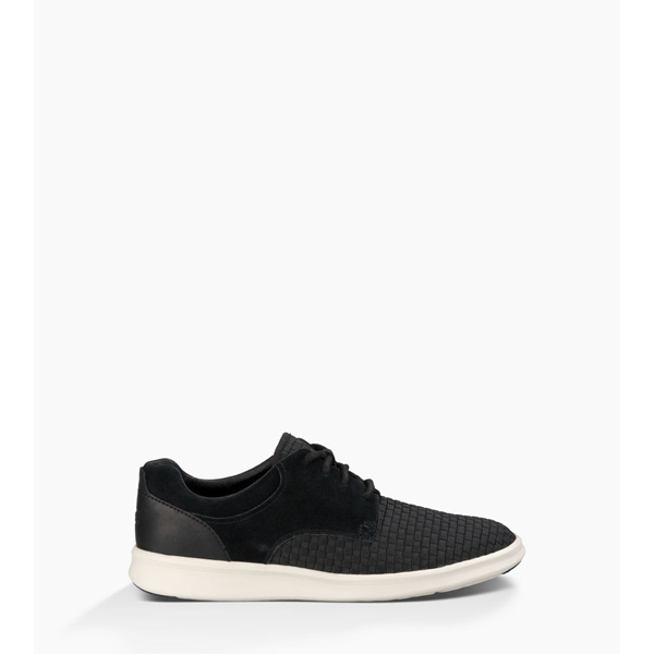 CHEAP UGG MEN'S HEPNER WOVEN BLACK ONLINE