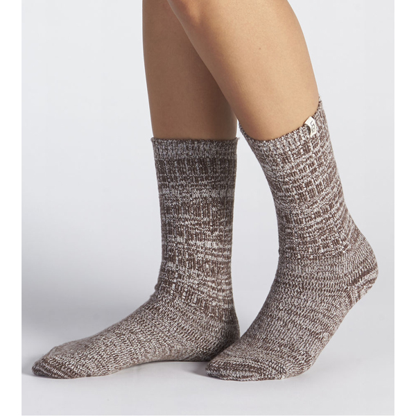 CHEAP UGG WOMEN'S RIB KNIT SLOUCHY CREW SOCK DEMITASSE ONLINE