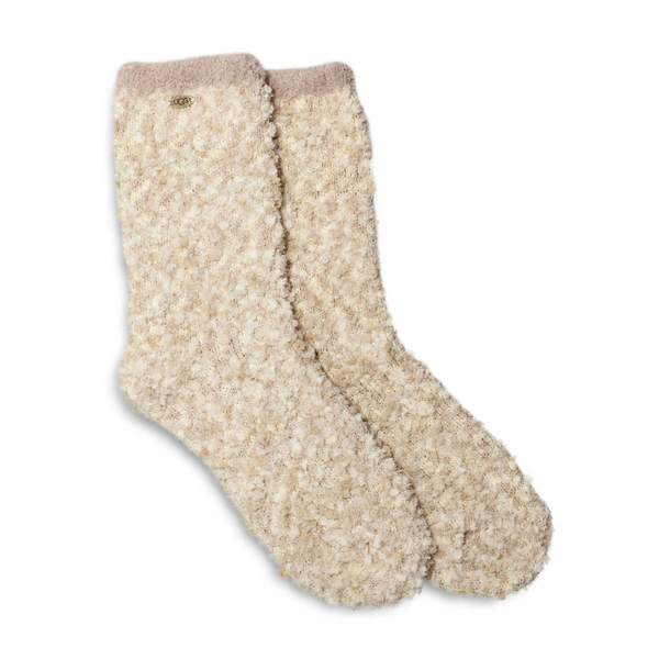 CHEAP UGG WOMEN\'S COZY CHENILLE SOCK CREAM ONLINE