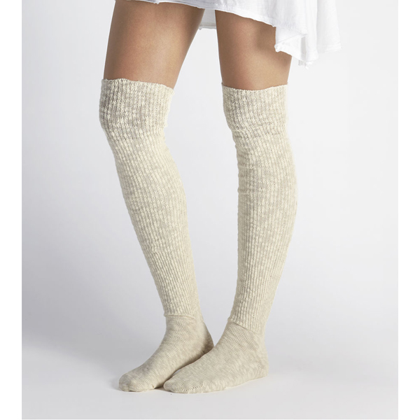 CHEAP UGG WOMEN'S SLOUCHY SLUB THIGH HIGH SOCK OATMEAL ONLINE