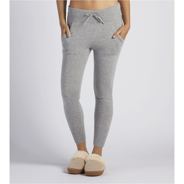 CHEAP UGG WOMEN'S HELEN CASHMERE JOGGERS GREY HEATHER ONLINE