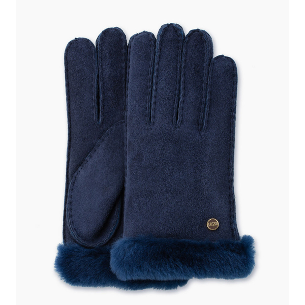 CHEAP UGG WOMEN'S CARTER GLOVE INDIGO ONLINE