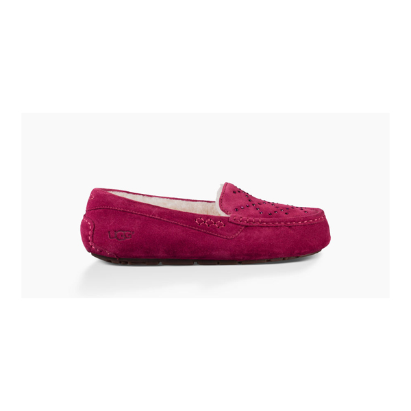 CHEAP UGG WOMEN'S ANSLEY CRYSTAL DIAMOND OXBLOOD ONLINE