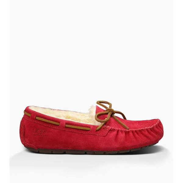 CHEAP UGG WOMEN'S DAKOTA JESTER RED ONLINE